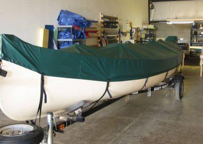 Canada Canoe Cover