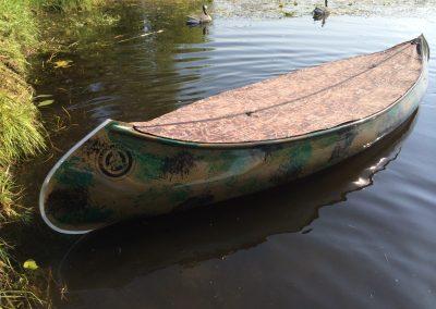 Canoe Cover