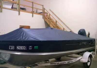 Pontoon Boat Cover 11