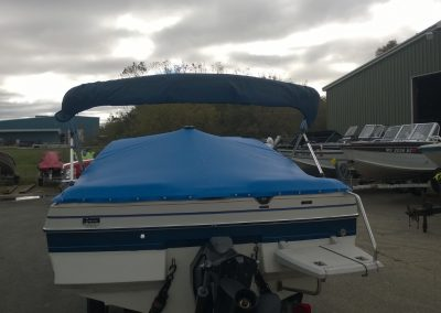 Pontoon Boat Cover 4
