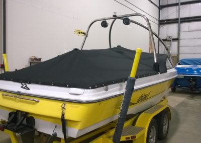 Pontoon Boat Cover 6