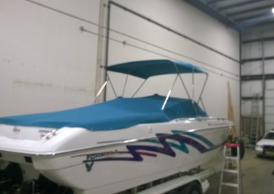 Pontoon Boat Cover 9