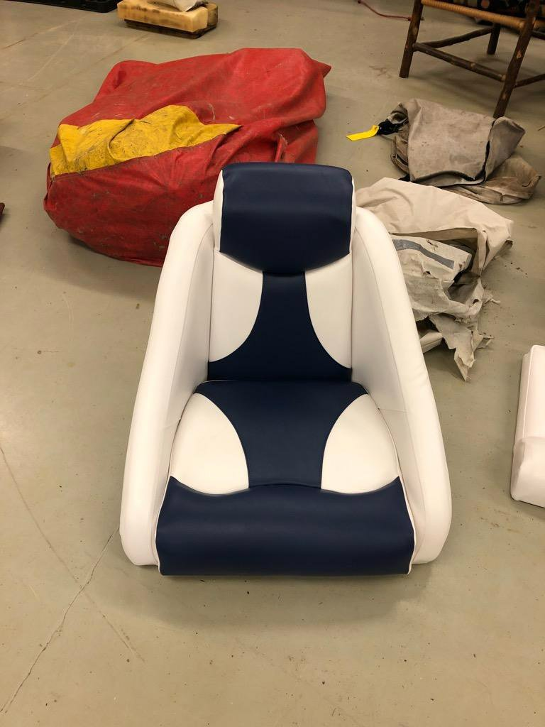 Marine Upholstery - Duane's Cover It All